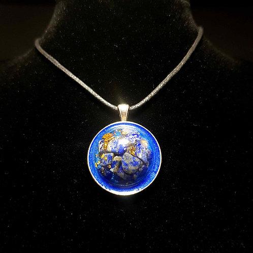 55 - Pendentif Lapis Lazuli - Concentration - Protection