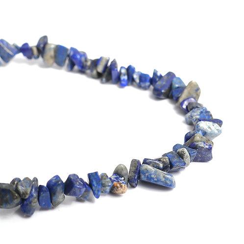 Collier Baroque Lapis-Lazuli