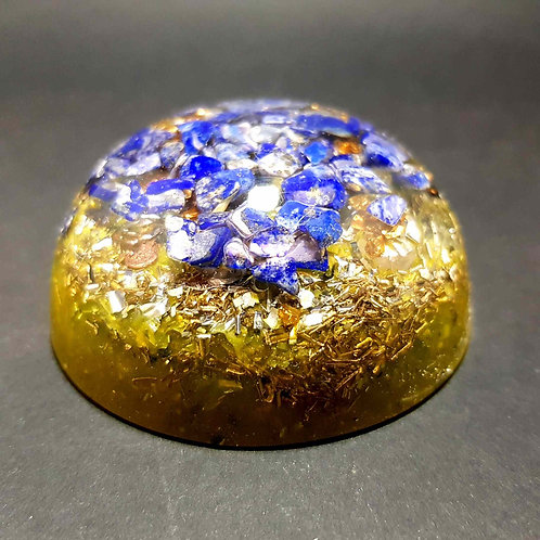 29 - Orgonite Lapis Lazuli  - Paix - Protection