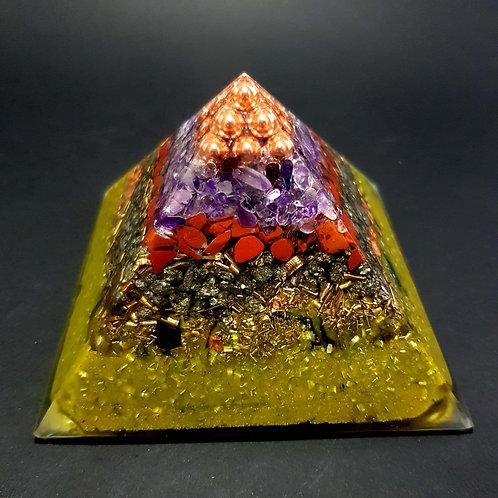 J1 - Pyramide - Protection - Equilibre - Bien être