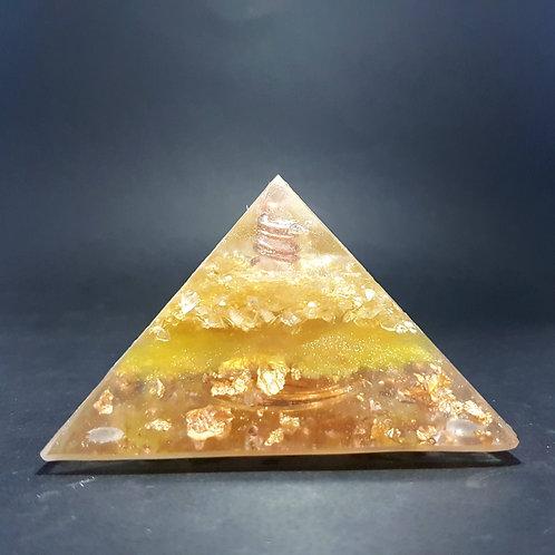 P26 - Pyramide Abondance - Merkabah