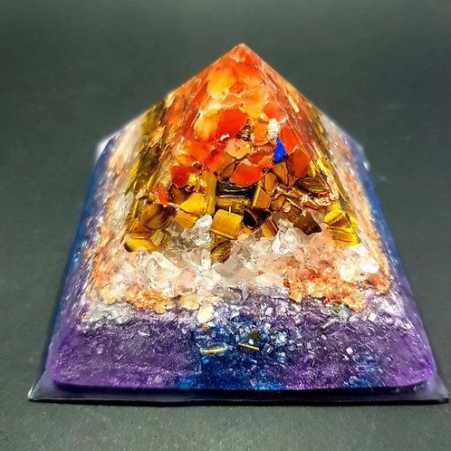 H1 - Pyramide - Joie - Protection -Bien être