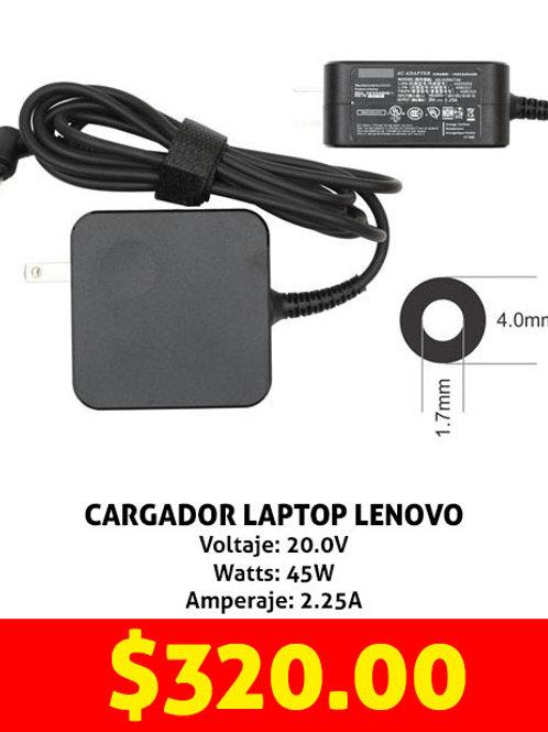 Cargador para laptop Lenovo clásico