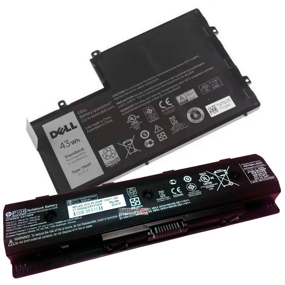 Batería para laptop o CPU