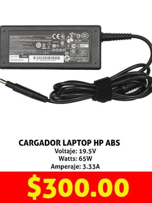 Cargador para laptop HP ABS
