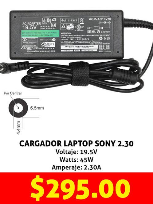Cargador para laptop Sony45W