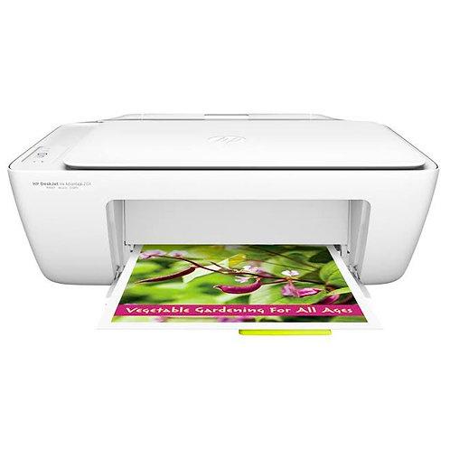 "Impresora HP DeskJet Ink Advantage 2134 ""todo-en-uno"""