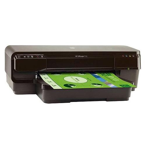 Impresora HPOfficeJet 7110 de Formato Ancho color