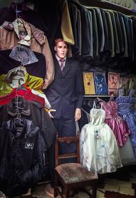 Una tienda en Tegucigalpa. Honduras, 2011.