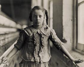 Foto Lewis Hine, 1908.
