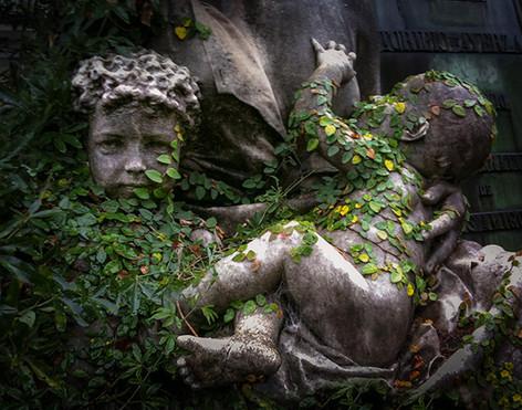 Cementerio Recoleta. Buenos Aires.