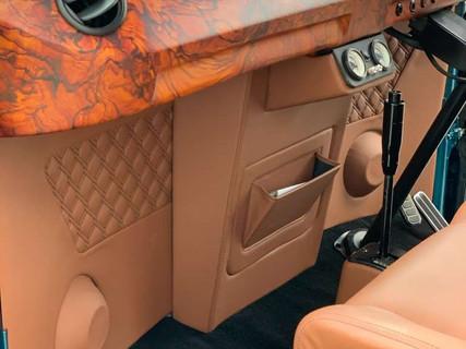 Custom Upholstery and Trim