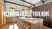 Preparing to Sell Your Home!