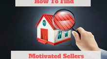 """Motivated Sellers"""