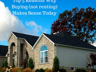Why Rent When You Can Own and Save Money?