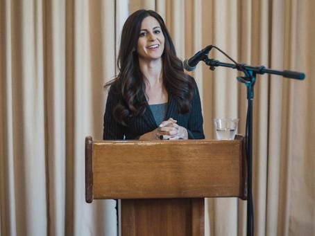 Lila Rose, Founder of Live Action, Speaks at UCLA