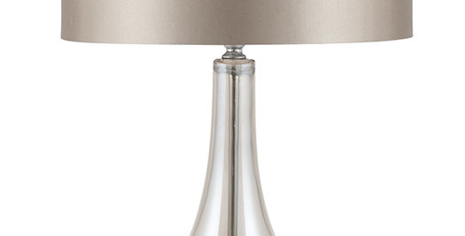 Pacific Lustre Glass Table Lamp