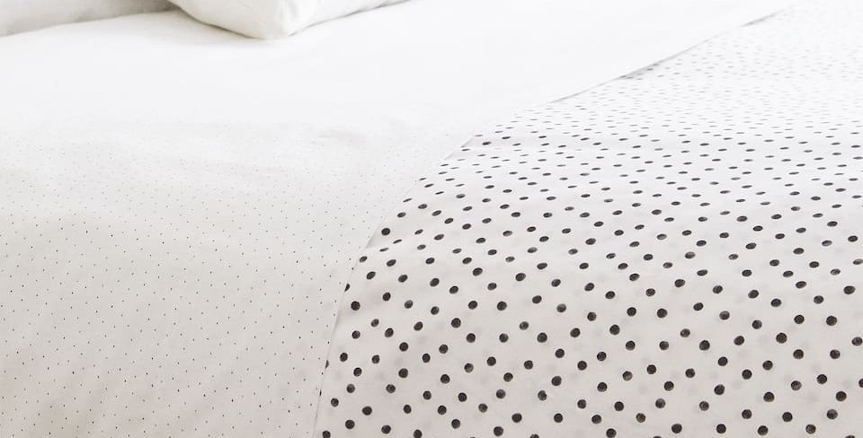 Polkadot Single Quilt Cover