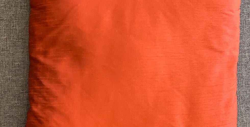 Orange Cushion 40x40cm
