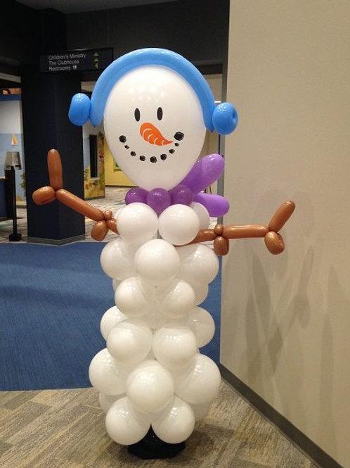 Snowman -6' tall