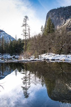 Yosemite Valley, California.