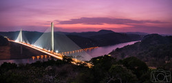 Puente Centenario, Panamá.