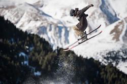 Snowpark, Andorra.