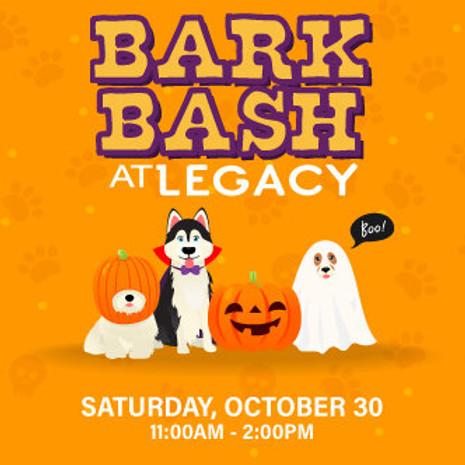 Bark Bash at Legacy