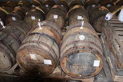 Cider barrels