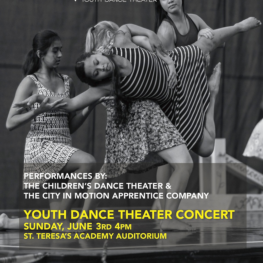Youth Dance Theater Company Concert