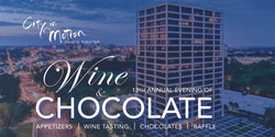 wine and chocolate event pic