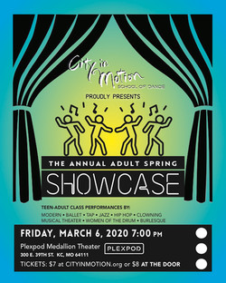 Adult's Spring Showcase 2020 web