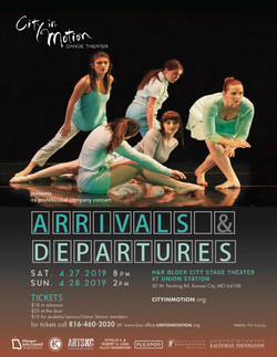 arrivals and departures 2019 poster fina
