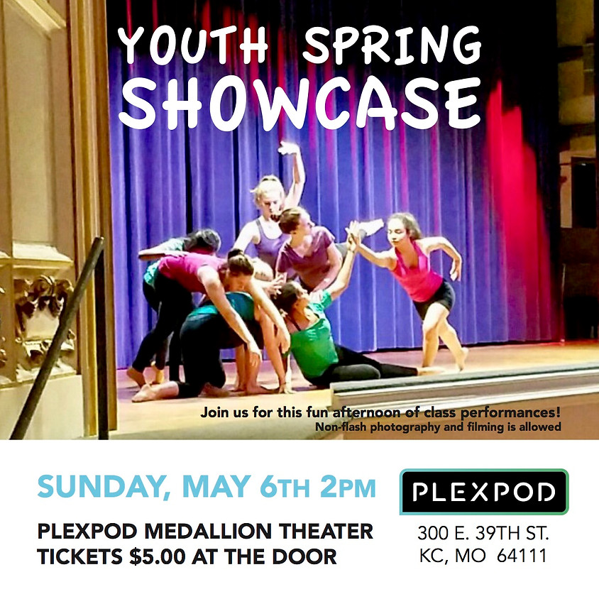 Youth Spring Showcase