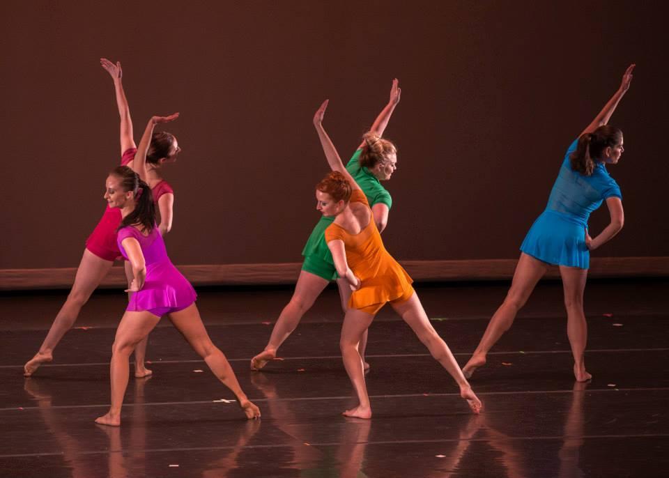 marisa dance shot