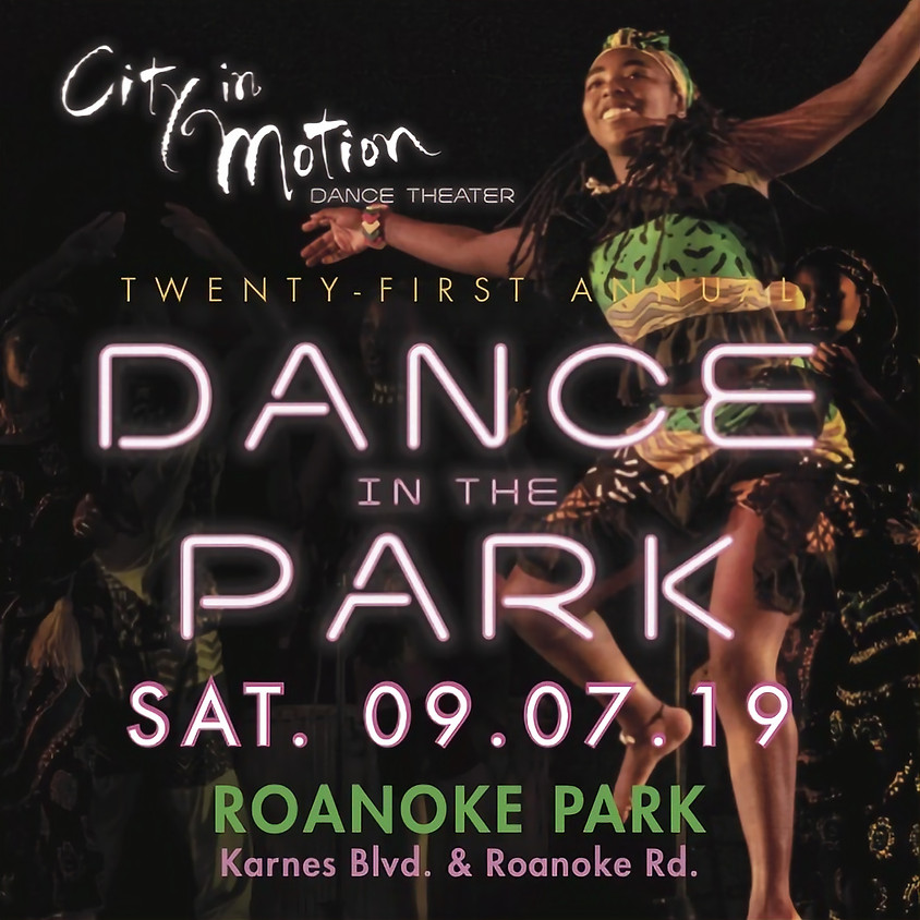 21st Annual Dance in the Park