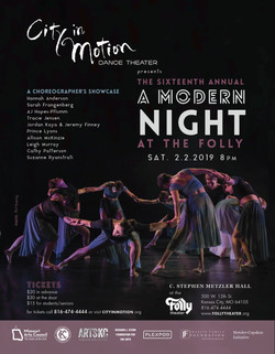A Modern Night at the Folly 2019