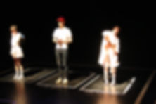"Cast of ""They're All in Their Little Boxes"" by Louris van de Geer"