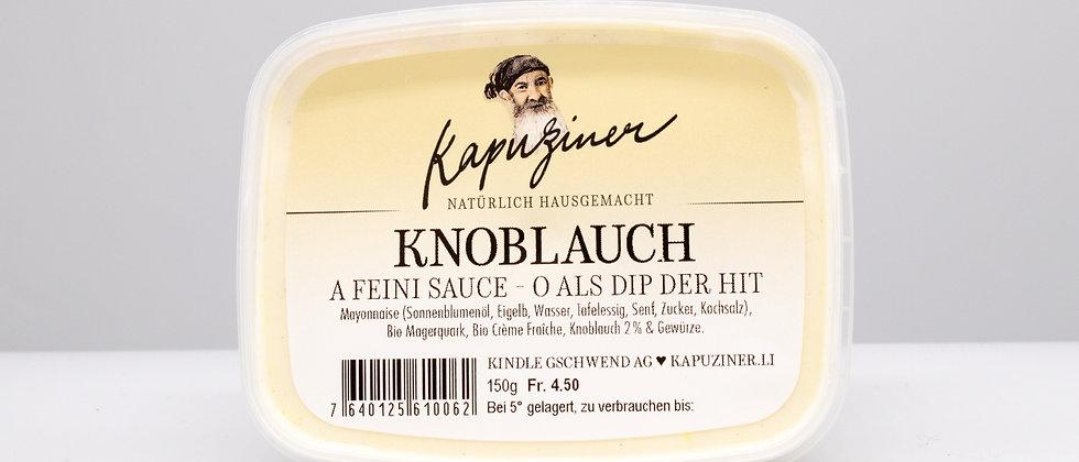 Kapuziner Saucen Knoblauch Dip Sauce Liechtenstein Schweiz