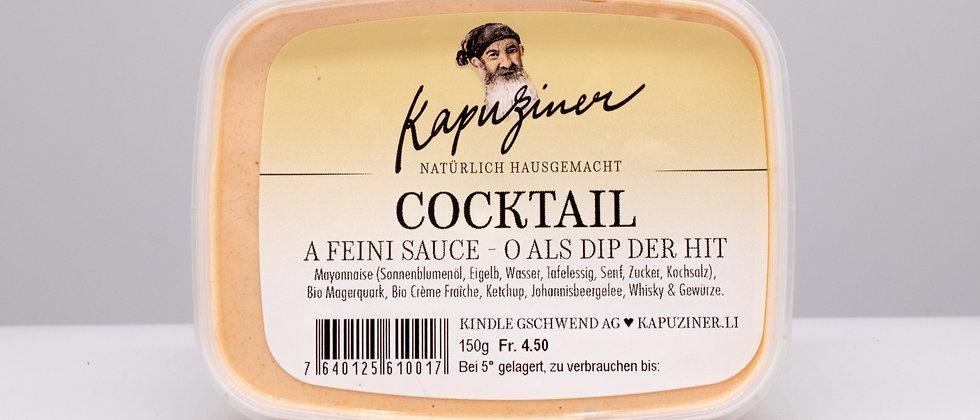 Kapuziner Saucen Kräuter Dip Sauce Liechtenstein Schweiz