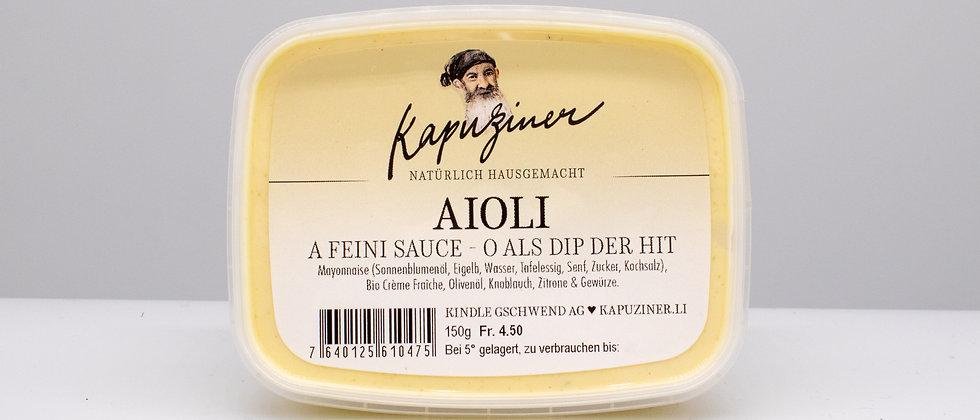 Kapuziner Saucen Aioli Dip Sauce Liechtenstein Schweiz