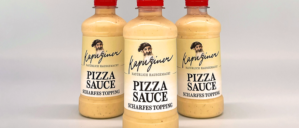 Pizza Sauce - scharf