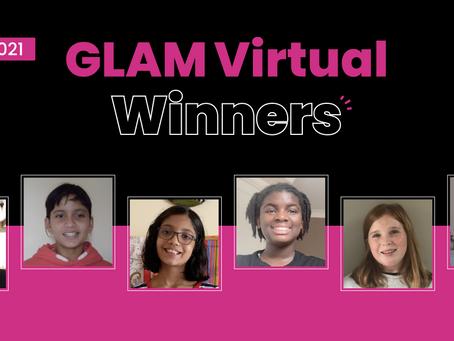 GLAM Virtual Arm August Winners: Trailblazing into Tomorrow!