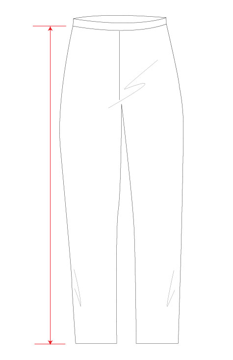 female-trousers-length