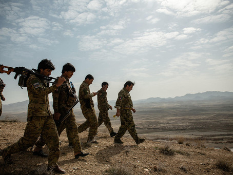 Four Lessons for Security Sector Reform in Afghanistan