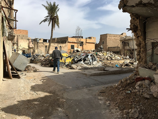 West Mosul 2017