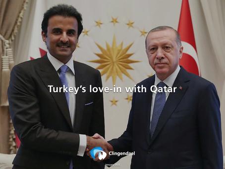 Turkey's love-in with Qatar