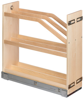 CTP70PF - Frameless Cookie Tray Pullout.