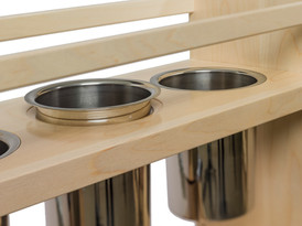 Canister Pullout Organizer - Route Detai