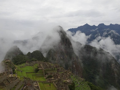 The rest of the Peruvian trip